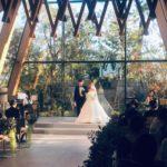 元スタッフの結婚式